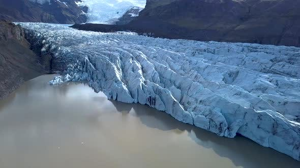 Thumbnail for Svnafellsjkull Glacier in Iceland