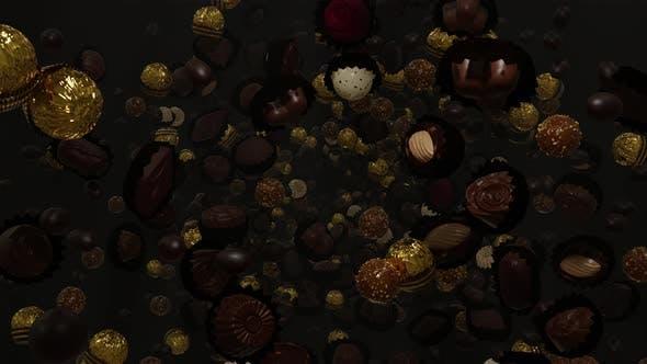 Flying In Chocolate Festival 03 4K