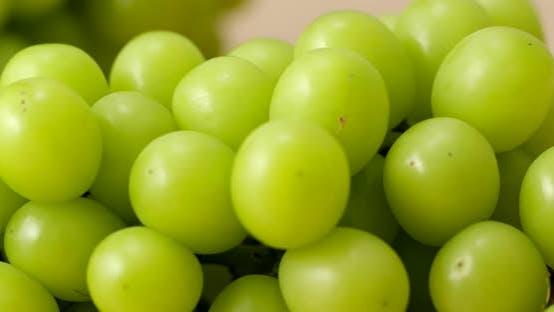 Thumbnail for Reife grüne Traube