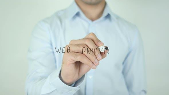 Web Analytics, Writing On Screen