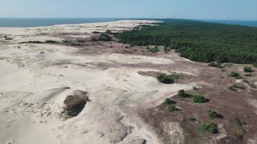 Curonian Spit Efa Dune
