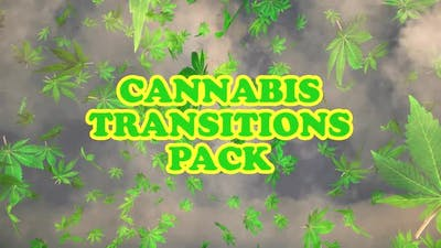Cannabis Transitions Pack