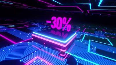 Neon 30 Off 4K