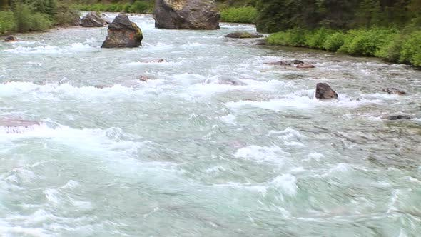 Thumbnail for Maligne River, Jasper National Park, Alberta, Canada