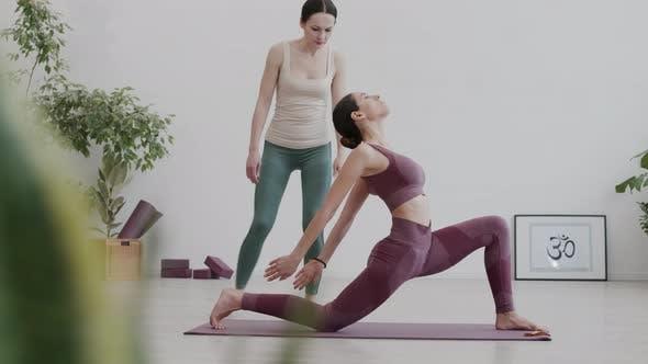 Indoor Stretching Classes