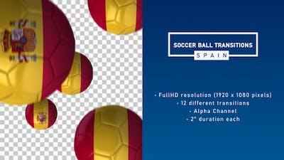 Soccer Ball Transitions - Spain