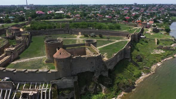 Thumbnail for Medieval Akkerman Fortress Near Odessa in Ukraine