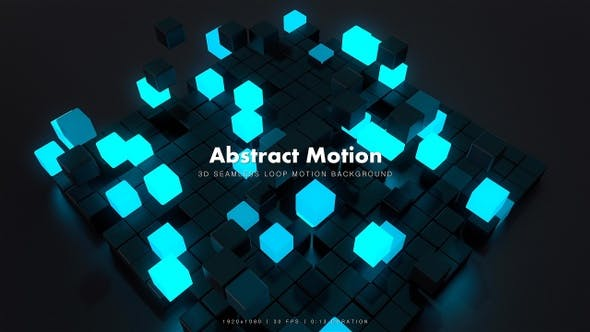 Thumbnail for Abstract Design Motion 9