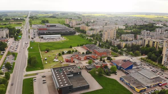 Shopping Malls In Lithuania