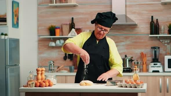 Thumbnail for Preparing Dough for Baking