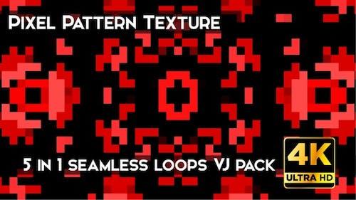 Pixel Pattern Texture