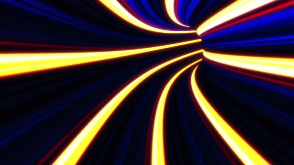 A Wormhole in Time and Space Warping Through Science Fiction