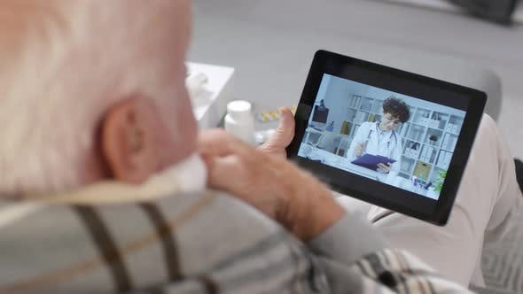 Thumbnail for Online Conversation with Physician