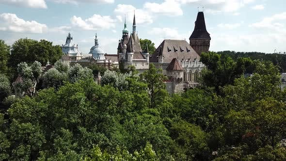 Cover Image for Castle of Vajdahunyad in Budapest