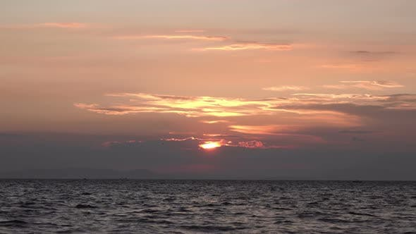 Thumbnail for The Ocean On An Autumn Evening