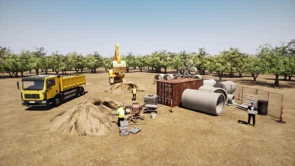 Thumbnail for Building Costruction Area