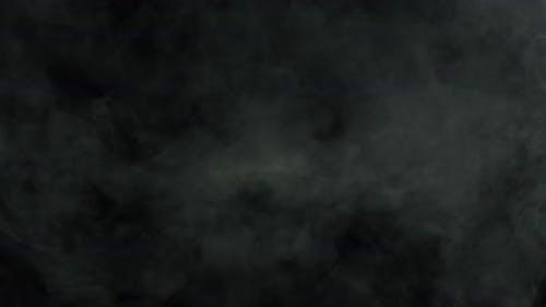 realistic smoke stream