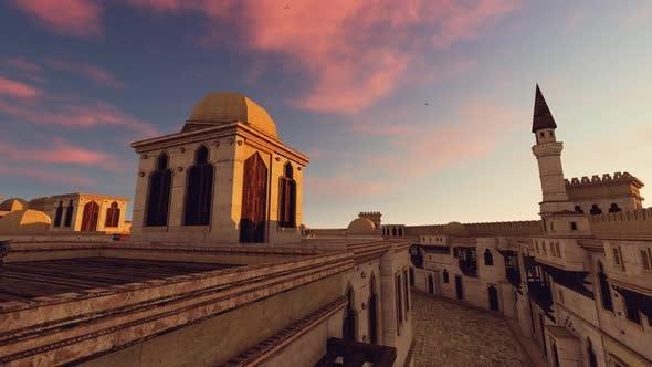 Thumbnail for Arabic City Aerial