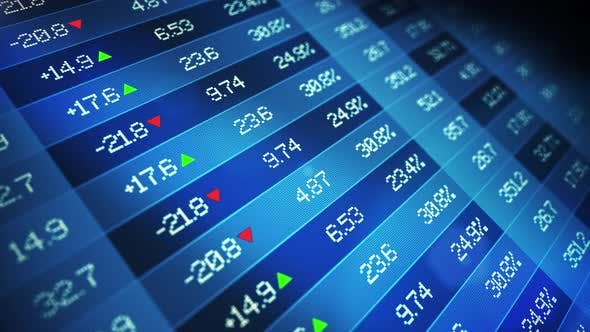 Thumbnail for Stock Market Financial Board