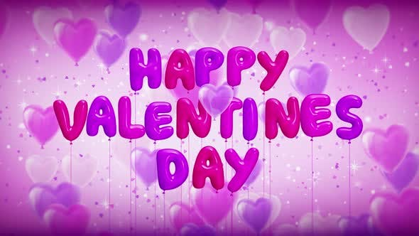 Happy Valentines Day Celebration