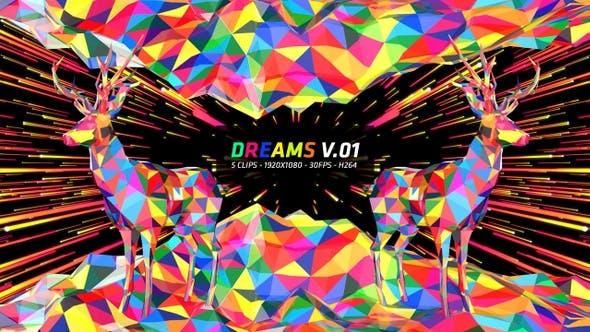 Dreams V.01 5 in 1