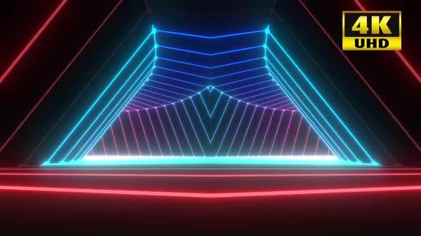 Cover Image for 4 Rectangle Vj Loop Pack