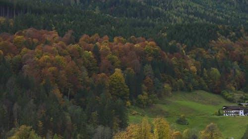 Picturesque Bavarian Mountain Village