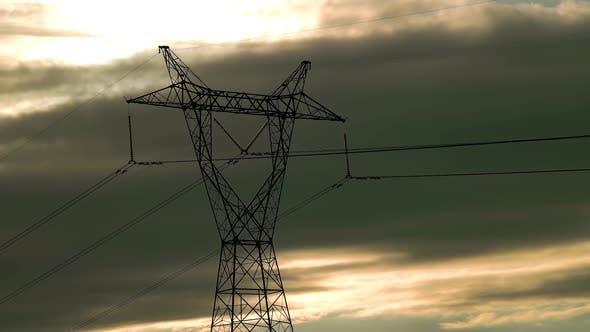 Thumbnail for High Voltage Power Pylon
