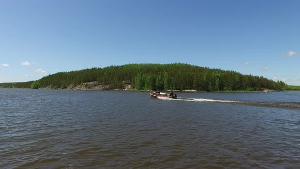 Thumbnail for Sailing on the lake