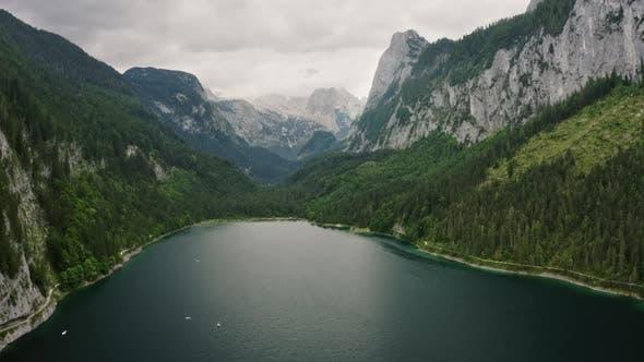 Thumbnail for Picturesque Mountain Lake in Austria