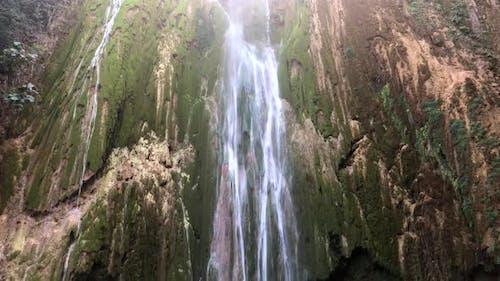 Dominican Republic Falls