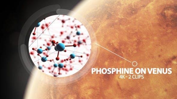 Thumbnail for Phosphine Gas in Venus Atmosphere