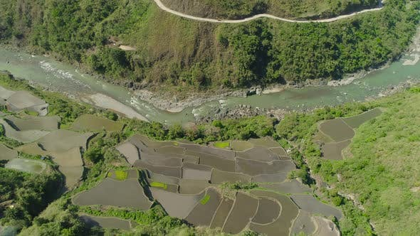 Thumbnail for Mountain Landscape in Philippines, Luzon