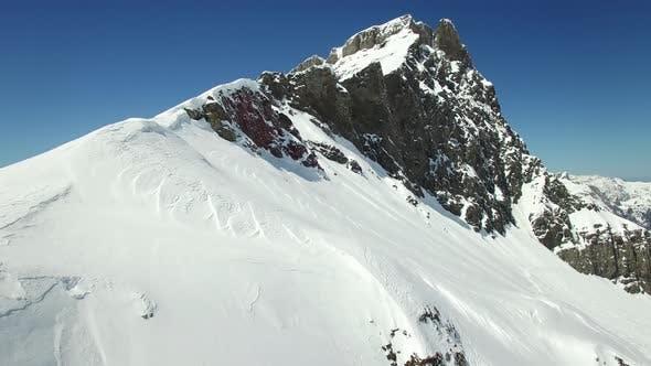 Thumbnail for Ice Glacier Mountain in Alpine Environment