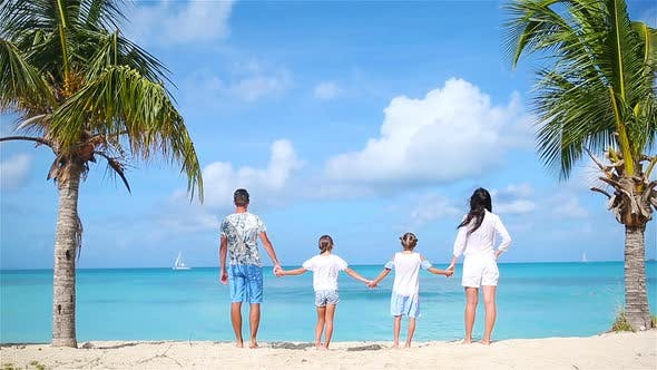 Thumbnail for Young Family on Vacation