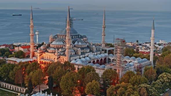 Dome Of Suleymaniye Mosque