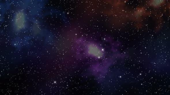 Moving Stars Galaxy