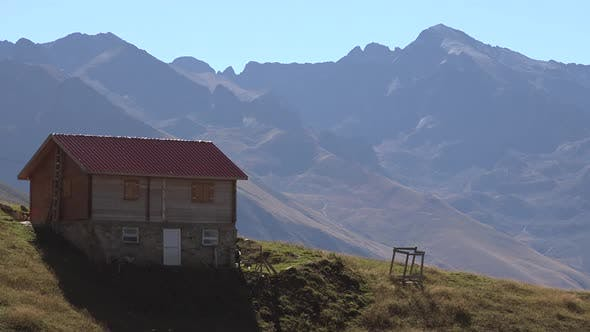 Thumbnail for Highland Chalet With Red Roof in Mountain