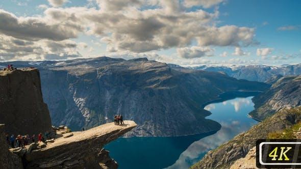 Thumbnail for Trolltunga - Famous Norwegian Attraction