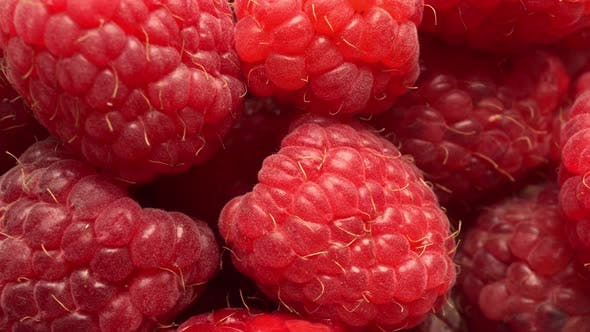 Cover Image for Macro Rotation Raspberry