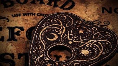 Spiritual Game Ouija Board 6