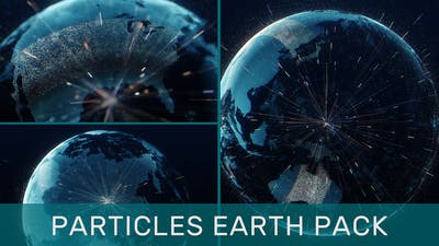 Particles Earth Pack