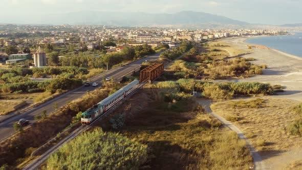 Thumbnail for Tracking a Diesel Train near the Ocean
