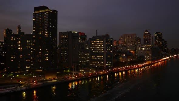 Thumbnail for New York City Manhattan Skyline High Rise Buildings