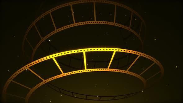 Thumbnail for Gold Film Reel
