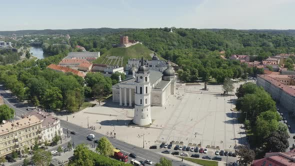 Thumbnail for Vilnius Capital of Lithuania Cathedral Square