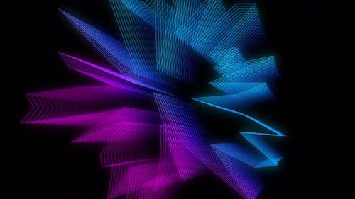 Abstract seamless loop