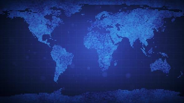 Thumbnail for World Map Loop