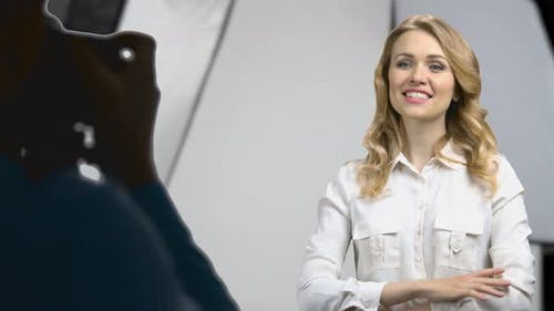 Professional Photo Shooting at Studio