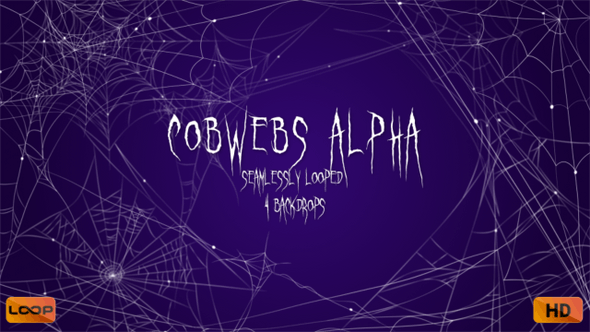 Thumbnail for Cobwebs Pack HD